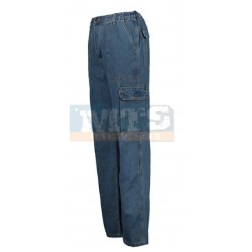 מכנס ג'ינס דגמח עבודה