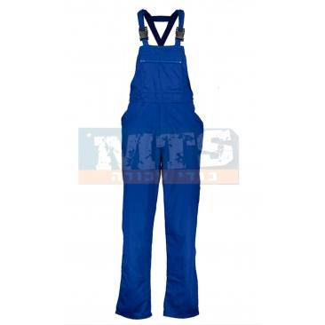 סרבל עבודה גנן צבע כחול רויאל