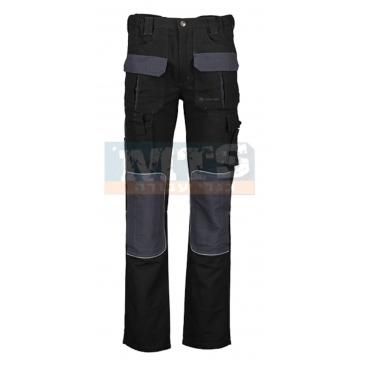 מכנס דגמח מקצועי עם ברכיות