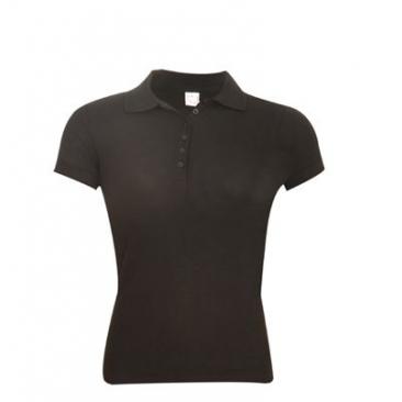 חולצת פולו נשים שרוול קצר