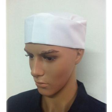 כובע מטבח בד - פיתה